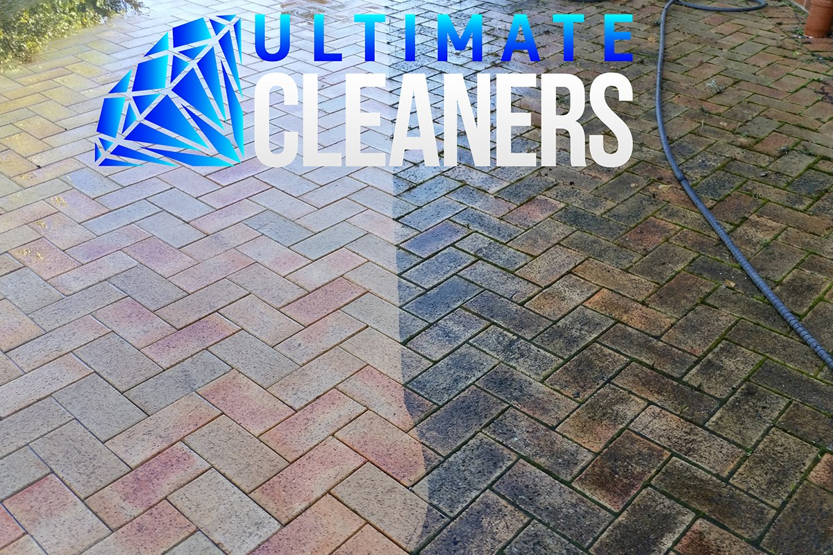 Paver Cleaning - Ultimate Cleaners
