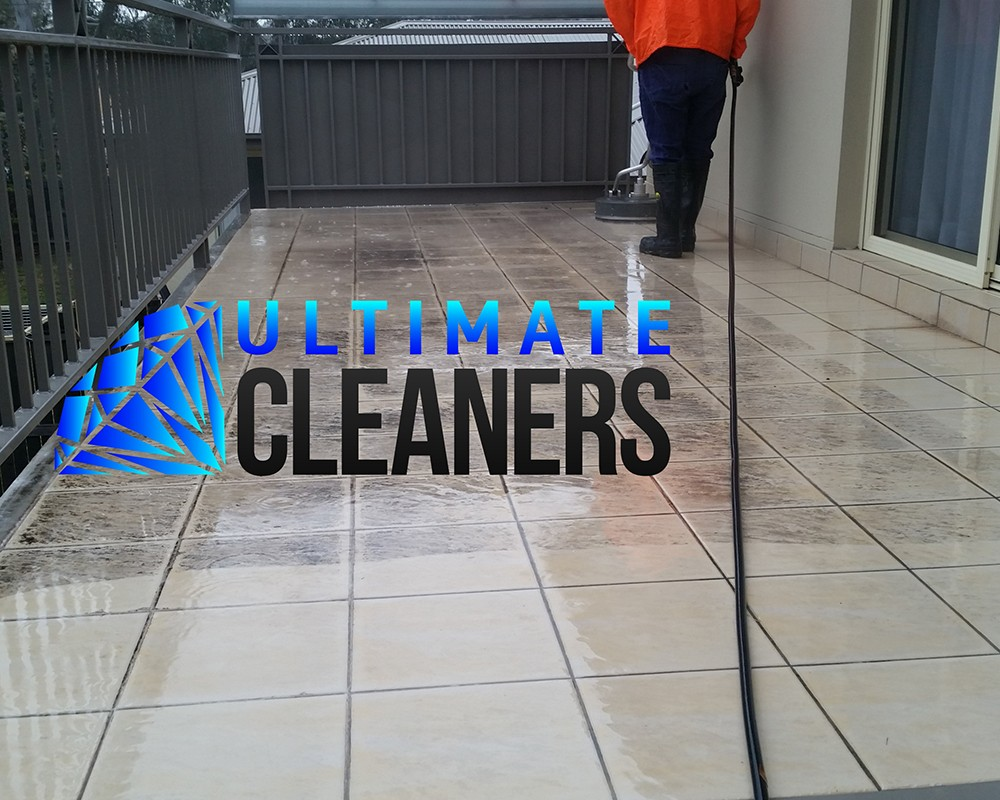 Tile Cleaning - Ultimate Cleaners