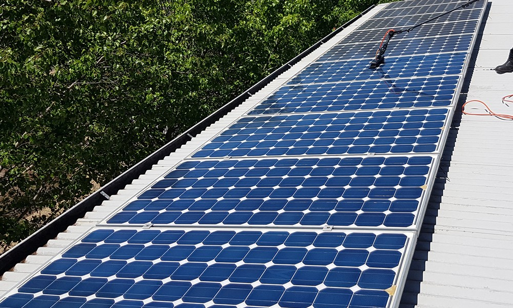 solar panel cleaning 1103